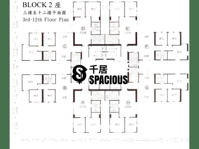 Hung Shui Kiu - BEAUTY COURT Floor Plan 02
