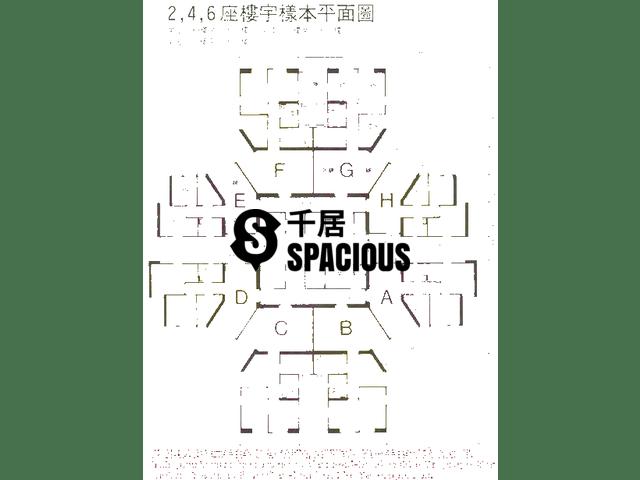 Tai Koo Shing - Kornhill Garden Floor Plan 03