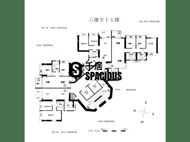太子 - 百汇轩 平面图 04