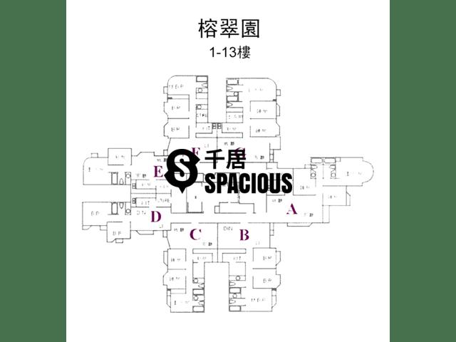 Fo Tan - FICUS GARDEN Floor Plan 01