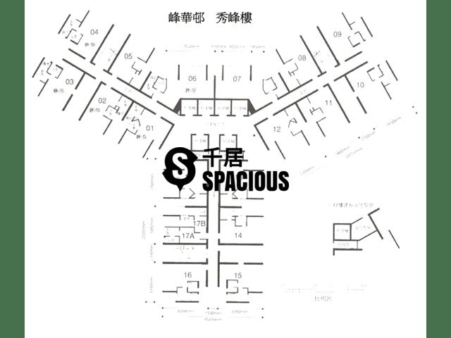 Chai Wan - FUNG WAH ESTATE Hiu Fung House Floor Plan 01
