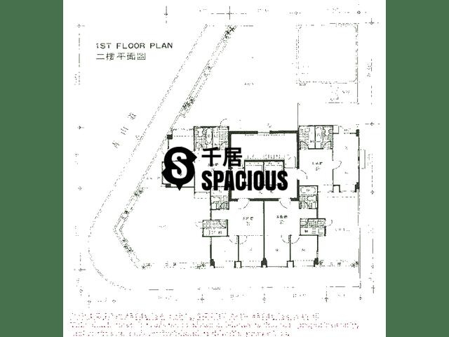 Cheung Sha Wan - Green Court Floor Plan 01