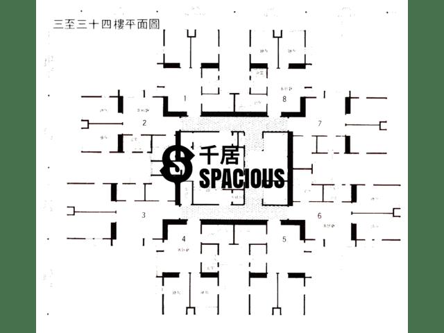 屯门 - 丰景园 平面图 01