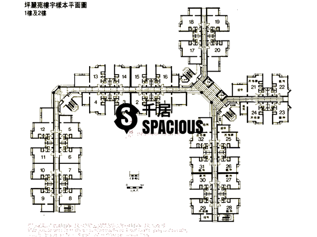 Peng Chau - PENG LAI COURT Floor Plan 03