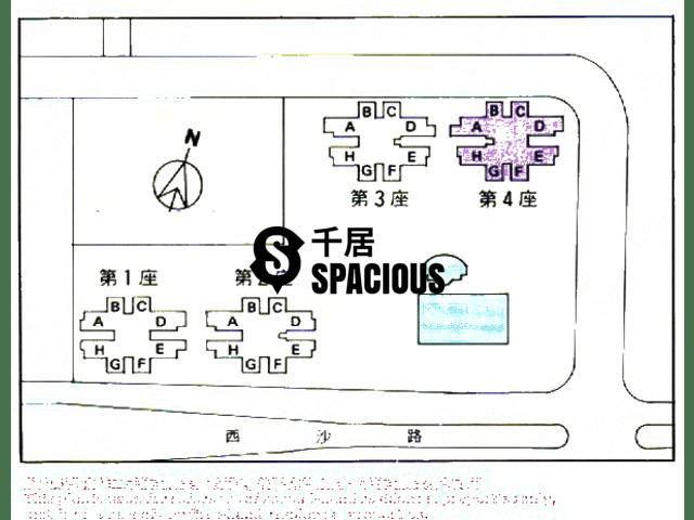 Ma On Shan - MA ON SHAN CENTRE Floor Plan 08