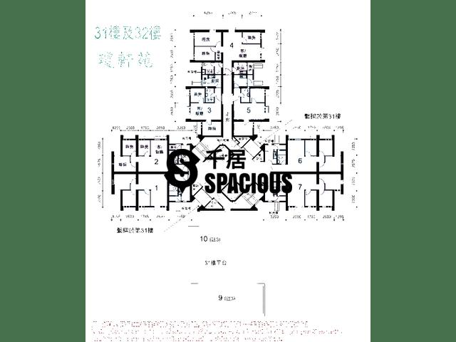 钻石山 - 琼轩苑 平面图 02