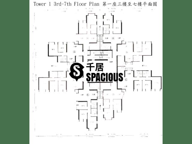 Yuen Long - KUI FAT BUILDING Floor Plan 01