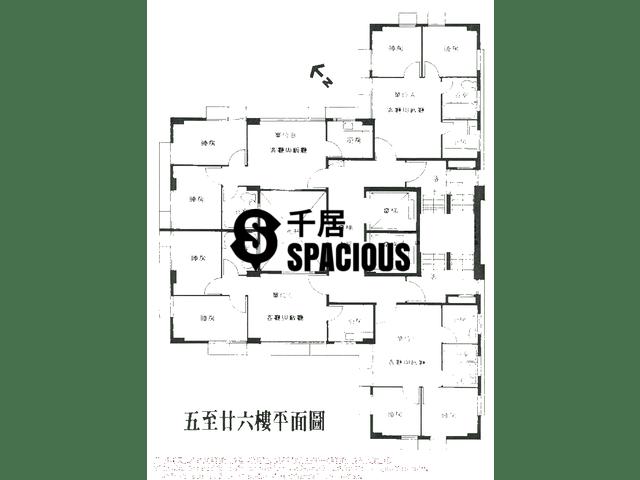 Lei Muk Shue - KWAI CHUNG FA YUEN Floor Plan 01