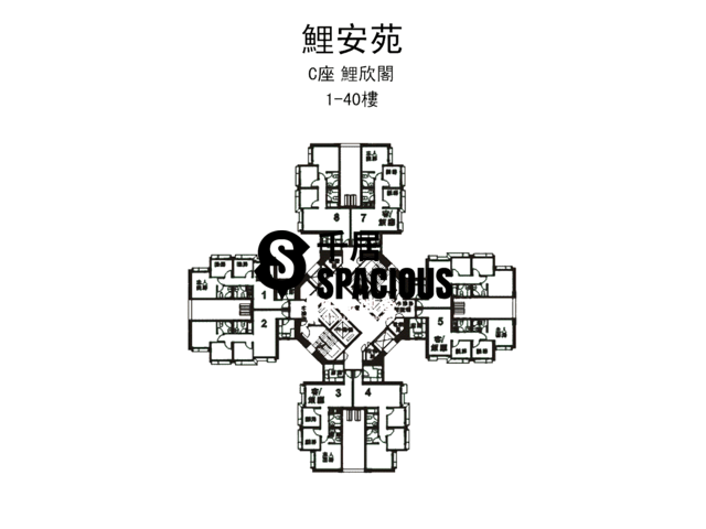 Lam Tin - Lei On Court Floor Plan 01