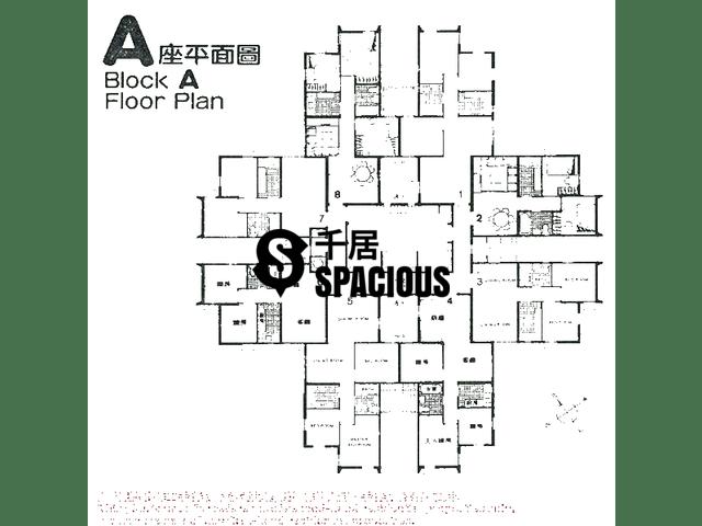Tsuen Wan - LUK YEUNG SUN CHUEN Floor Plan 04