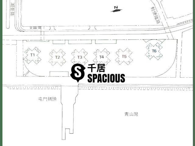屯门 - 海翠花园 平面图 01