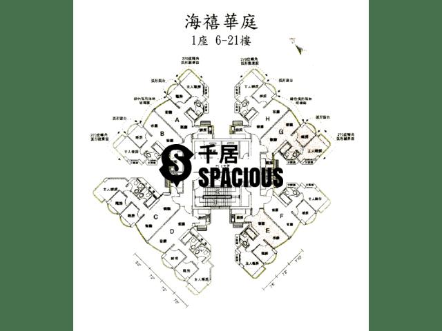 Sheung Shui - ROYAL JUBILEE Floor Plan 03