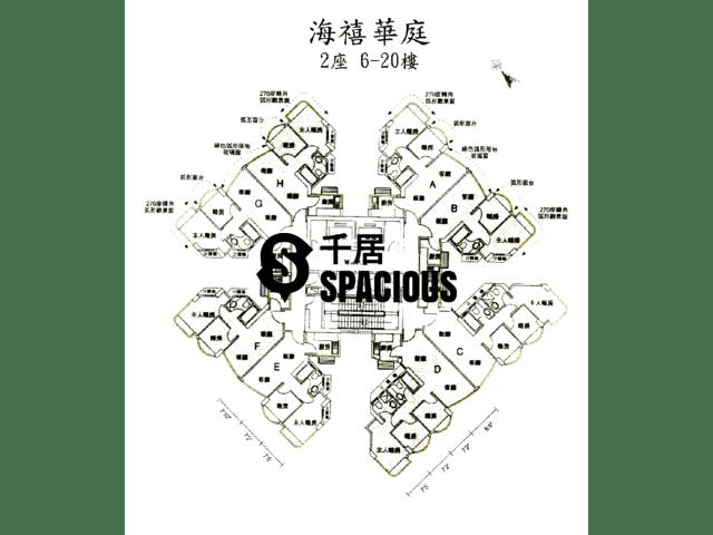 Sheung Shui - ROYAL JUBILEE Floor Plan 01