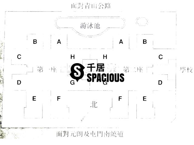 Hung Shui Kiu - SYMPHONY GARDEN Floor Plan 01