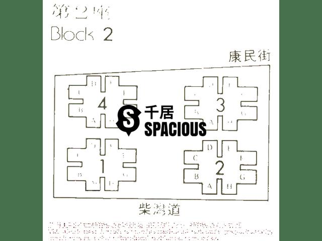 Chai Wan - Koway Court Floor Plan 01