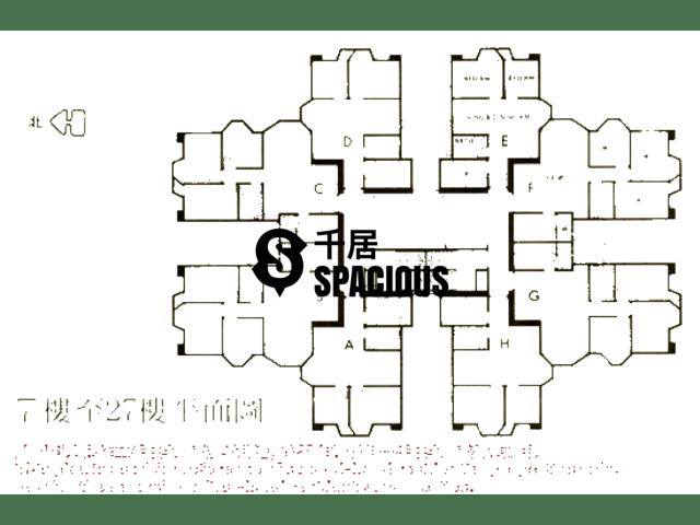 Chai Wan - Koway Court Floor Plan 04