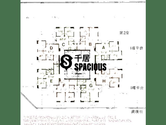 Shau Kei Wan - Hong Wah Mansion Floor Plan 01
