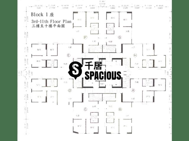 Hung Shui Kiu - ASTER COURT Floor Plan 02