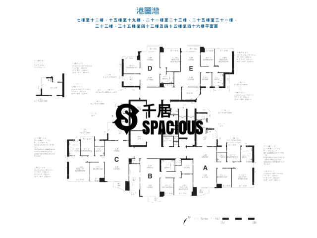 To Kwa Wan - Bayview Floor Plan 04