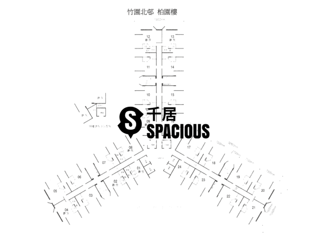 Wong Tai Sin - Chuk Yuen North Estate Floor Plan 04