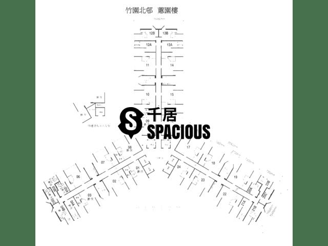 Wong Tai Sin - Chuk Yuen North Estate Floor Plan 05