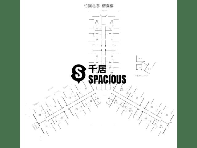 Wong Tai Sin - Chuk Yuen North Estate Floor Plan 02