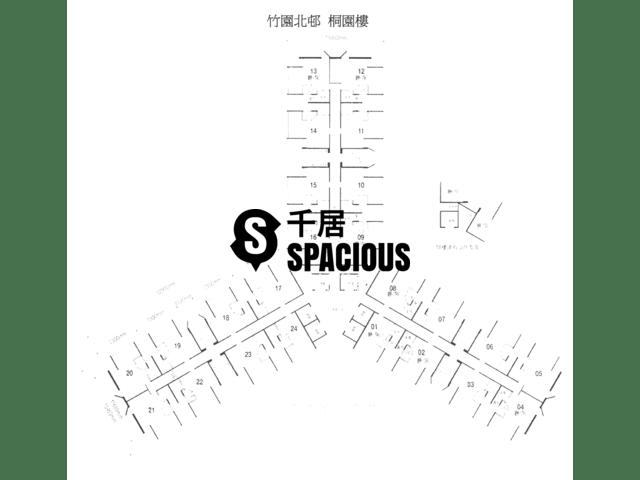 Wong Tai Sin - Chuk Yuen North Estate Floor Plan 07