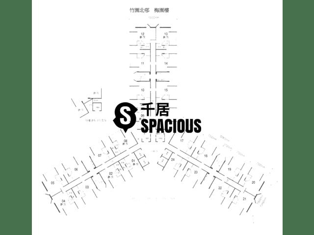 Wong Tai Sin - Chuk Yuen North Estate Floor Plan 03