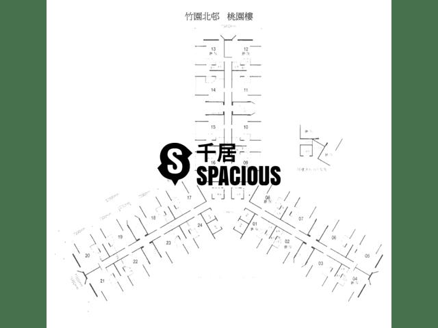 Wong Tai Sin - Chuk Yuen North Estate Floor Plan 06