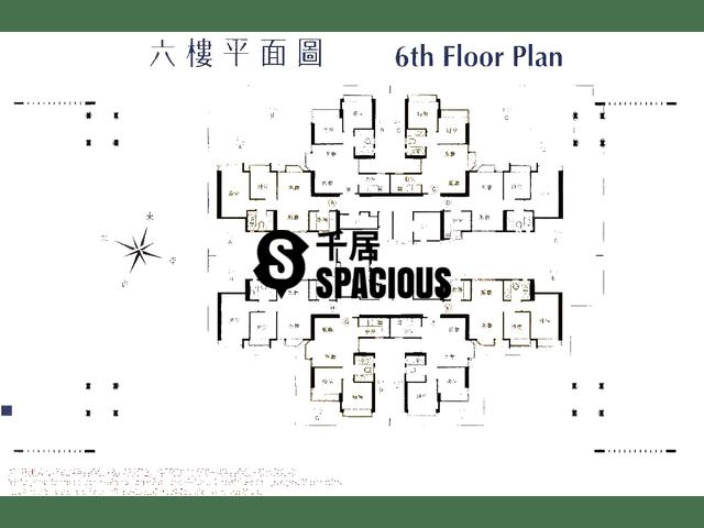 鲗鱼涌 - 御皇台 平面图 02