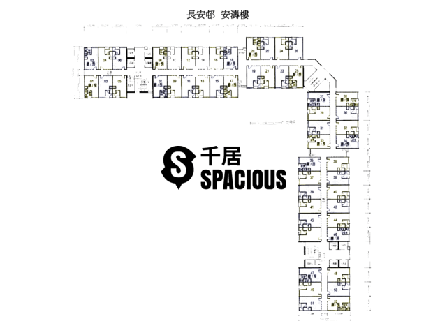 Tsing Yi - CHEUNG ON ESTATE Floor Plan 14