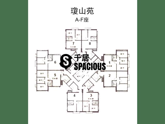 Diamond Hill - King Shan Court Floor Plan 01