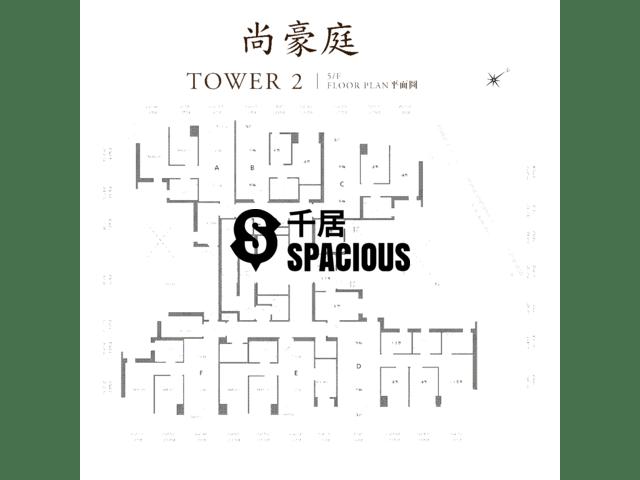 元朗 - 尚豪庭 平面圖 01