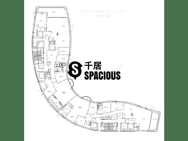 鲗鱼涌 - 西湾台1号 平面图 19