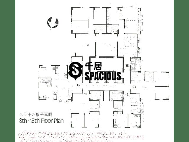 Tsuen Wan - TSUEN WAN GARDEN Floor Plan 04