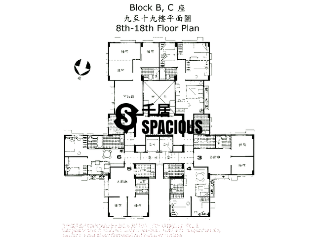 Tsuen Wan - TSUEN WAN GARDEN Floor Plan 03