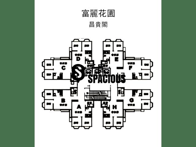 Tsuen Wan - WEALTHY GARDEN Floor Plan 02