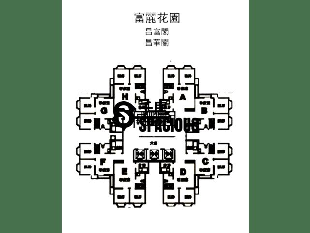 Tsuen Wan - WEALTHY GARDEN Floor Plan 01