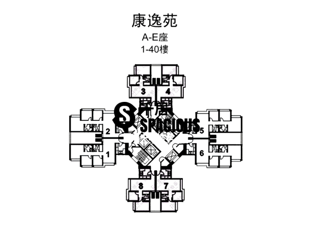 Lam Tin - Hong Yat Court Floor Plan 01