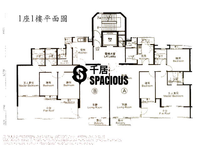 Sheung Shui - Golf Parkview Floor Plan 06