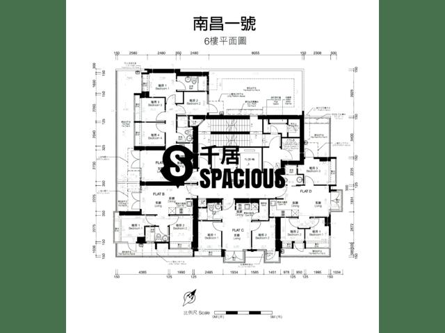 Sham Shui Po - Park One Floor Plan 03