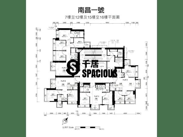 Sham Shui Po - Park One Floor Plan 01