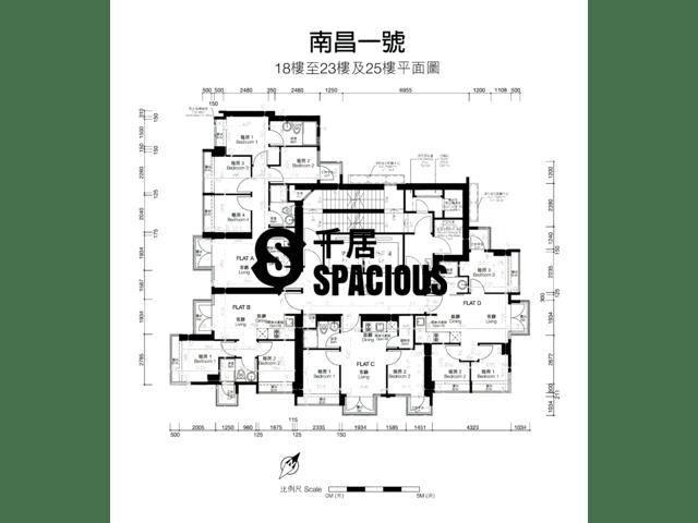 Sham Shui Po - Park One Floor Plan 02