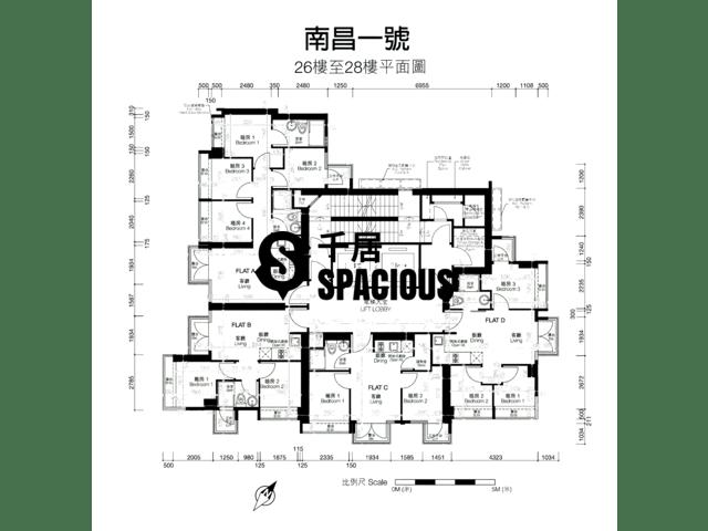 Sham Shui Po - Park One Floor Plan 06
