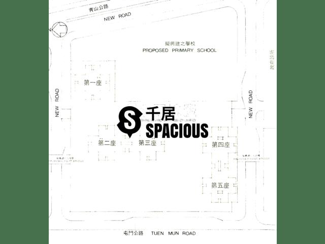 屯门 - 华都花园 平面图 10