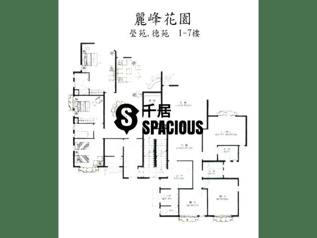 Fo Tan - VILLE DE CASCADE Floor Plan 03