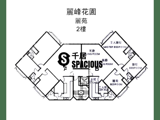 Fo Tan - VILLE DE CASCADE Floor Plan 08