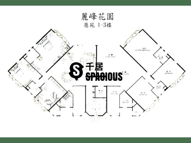 Fo Tan - VILLE DE CASCADE Floor Plan 05