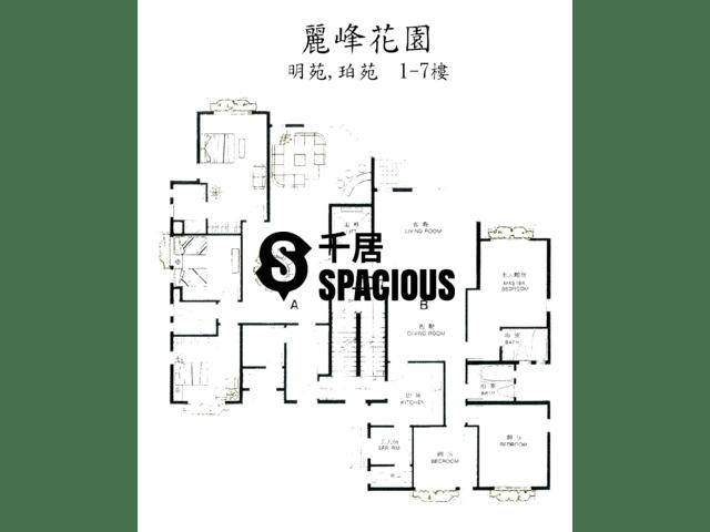 Fo Tan - VILLE DE CASCADE Floor Plan 07
