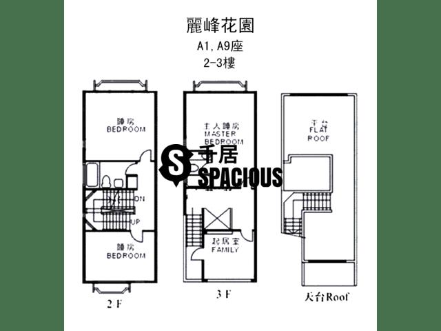 Fo Tan - VILLE DE CASCADE Floor Plan 06